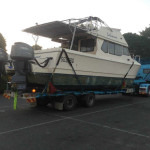 35 Sharkcat Yeppon to Mooloolaba QLD