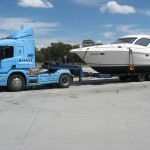 Deans 38 Sports Top enroute from Coomera QLD to Sandringham VIC