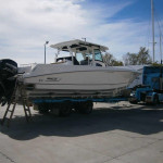 boat-transport-2013-Boston-Whaler-Outrage-370-Gold-Coast-to-Townsville